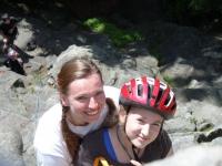 Dětský lezecký víkend - checked :-)