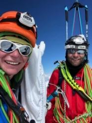 Zakončení skialpové sezóny
