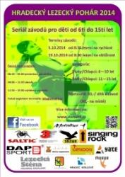 Hradecký lezecký pohár 2014