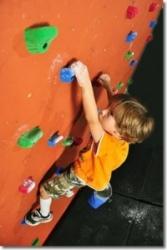 Dětský letní příměstský lezecký tábor 2014