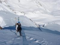 Skialpinismus - testovací Dynafit víkend 14.-16. 2. 2014