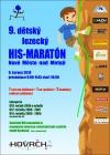 Pozvánka na 9. Dětský Lezecký HIS-maratón