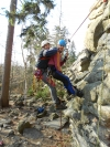 Bezpečnost a záchrana ve skalním terénu