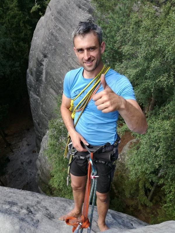 Intenzivní horolezecký trénink s Leošem? VYPRODÁNO!