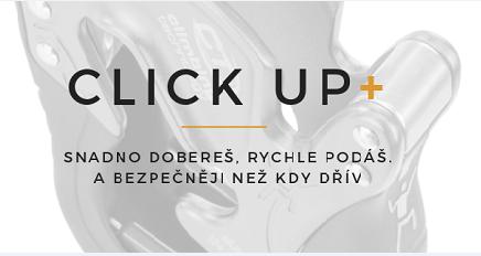 Otestuj nové CLICK UP +