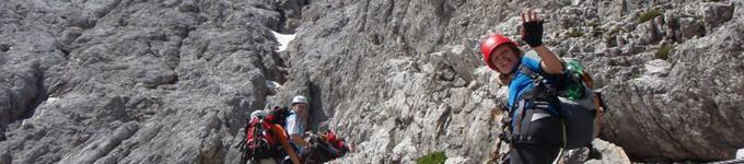 Průvodcovská činnost horská