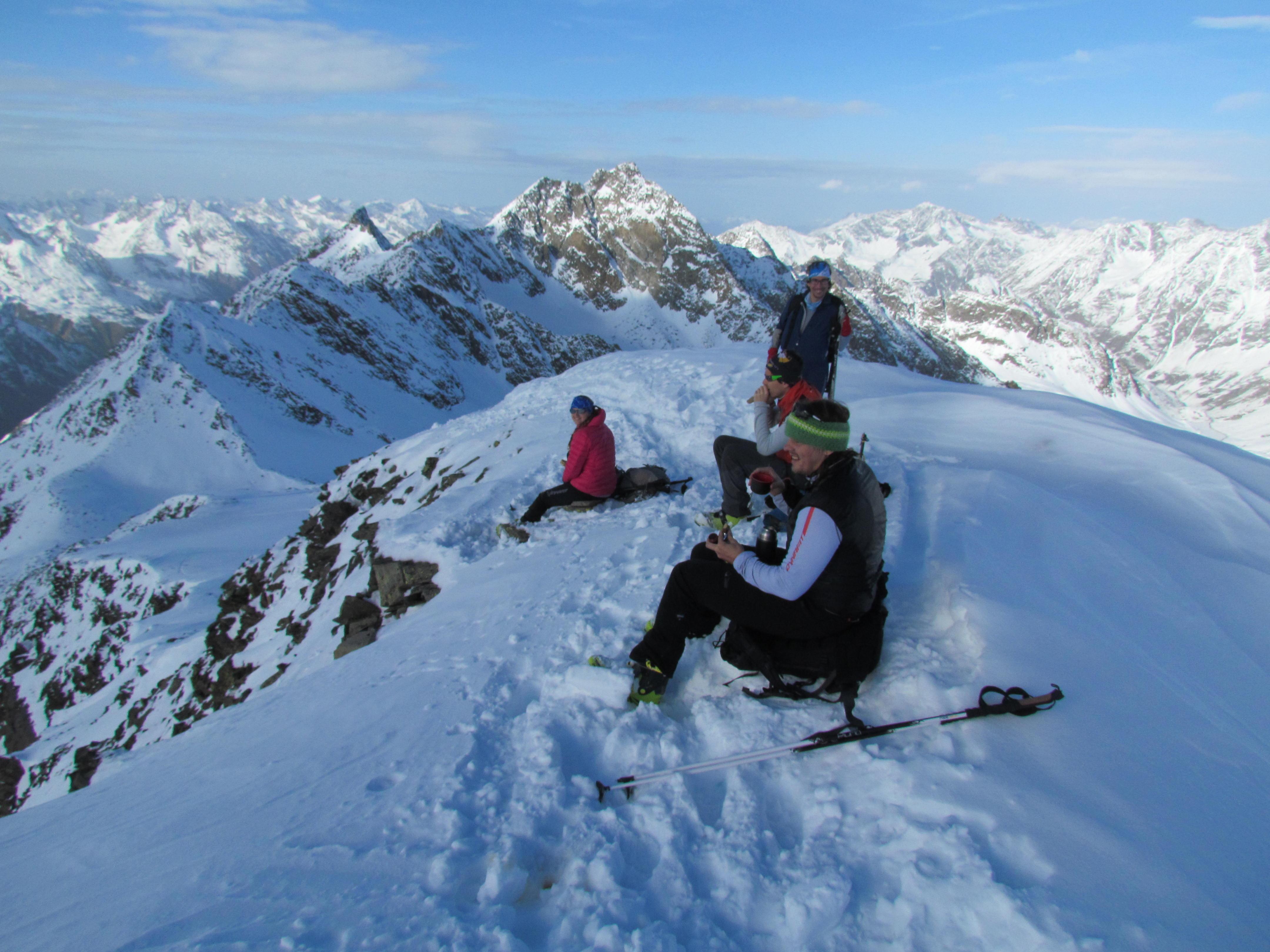 Kurz: Instruktor skialpinismu